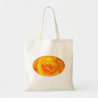 Kindled Rose Tote Bag