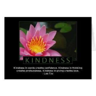 Kindness Greeting Cards