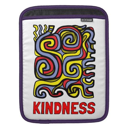 """Kindness"" iPad, iPad Mini, MacBook Air Sleeve"