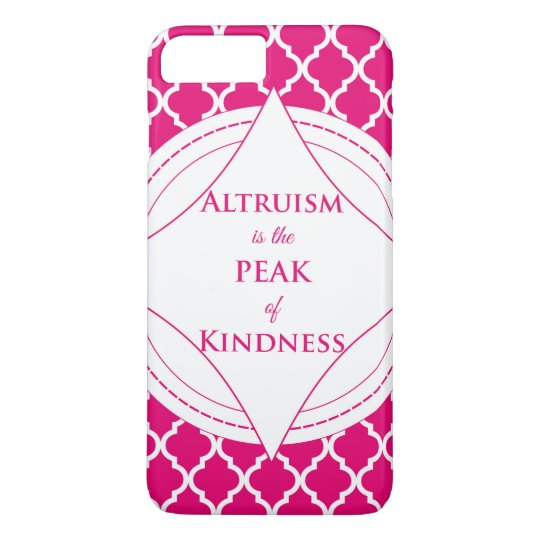 Kindness iPhone 8 Plus/7 Plus Case