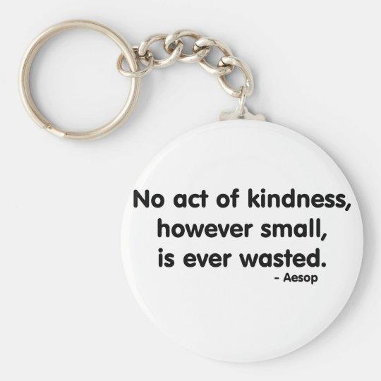 Kindness Key Ring