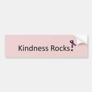 Kindness Rocks Bumper Sticker