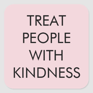 Kindness Sticker