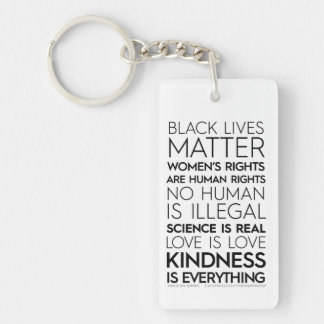 #KindnessIsEverything Key Chain