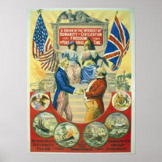 Kindred Interests - 1899. Poster