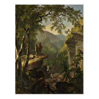Kindred Spirits in the Catskills Postcard
