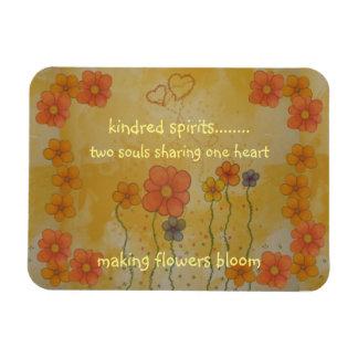Kindred Spirits Magnet