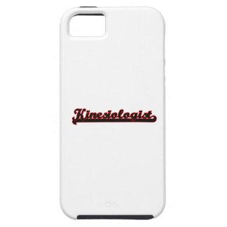 Kinesiologist Classic Job Design iPhone 5 Case