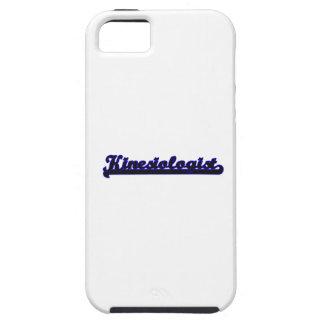 Kinesiologist Classic Job Design iPhone 5 Cases