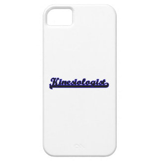 Kinesiologist Classic Job Design iPhone 5 Cover