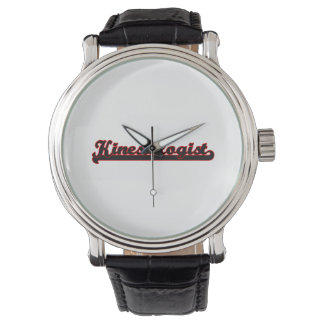 Kinesiologist Classic Job Design Watches