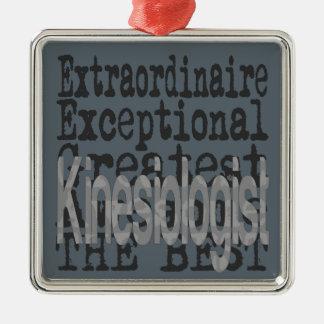 Kinesiologist Extraordinaire Christmas Ornament
