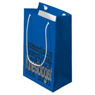 Kinesiologist Extraordinaire Small Gift Bag