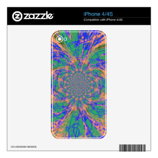 Kinetic Energy Iphone 4/4s Skin iPhone 4S Skins