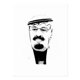 King Abdullah Post Cards