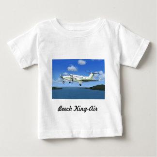 King-Air Turboprop Aircraft Baby T-Shirt