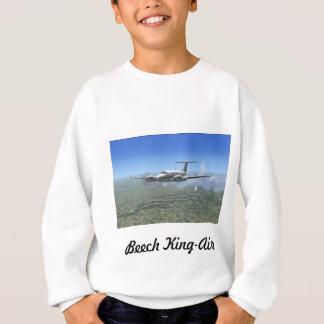 King-Air Turboprop Aircraft Sweatshirt