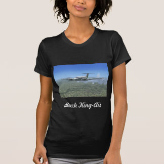 King-Air Turboprop Aircraft T-Shirt