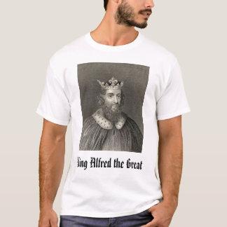 King Alfred the Great, King Alfred the Great T-Shirt