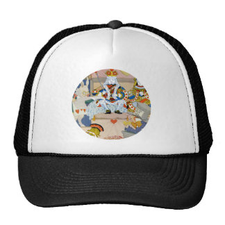 King and Queen of Hearts at Knave of Hearts Trial Trucker Hats