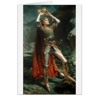 King Arthur Card