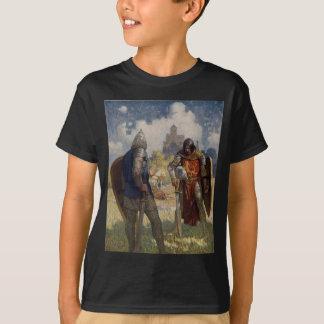 King Arthur & Castle T-Shirt