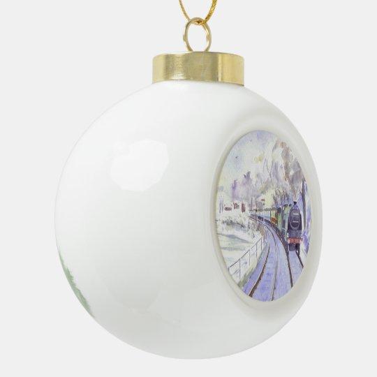 King Arthur class christmas bauble Ceramic Ball Christmas