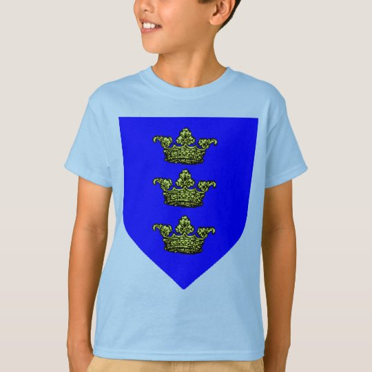 King Arthur Coat of Arms T-Shirt