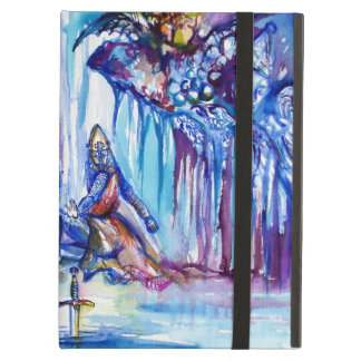 KING ARTHUR ,LADY OF THE LAKE AND EXCALIBUR CASE FOR iPad AIR