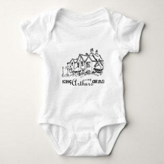King Arthur's Arms Baby Bodysuit