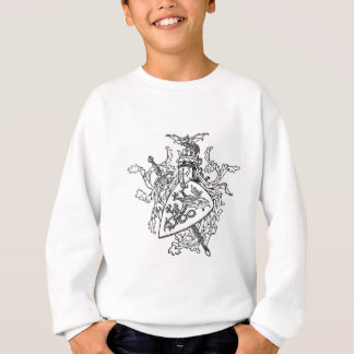 King Arthur's Coat of Arms Sweatshirt
