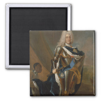 King Augustus II of Poland, before 1730 Fridge Magnets