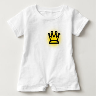 King Baby Romper Baby Bodysuit