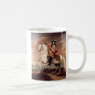 King Billy, William III of England, Also known ... Basic White Mug