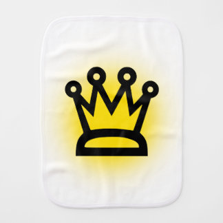 King Burp Cloth