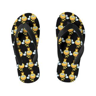King Busy Bee Flip Flops