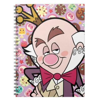 King Candy 2 Spiral Notebook