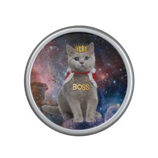 king cat in the space speaker