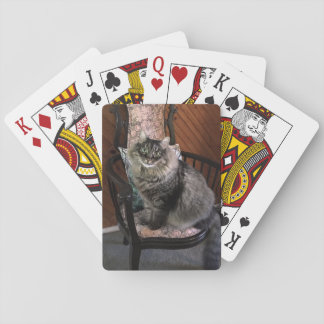 King Cat Kimber Playing Cards