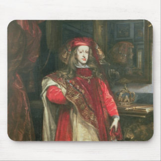King Charles II of Spain Mouse Mat
