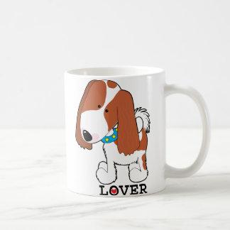 King Charles Lover Basic White Mug