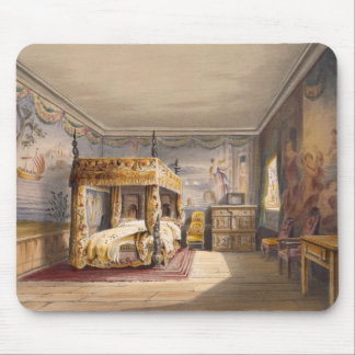 King Charles Room, Cotehele House, c.1830-40, (col Mouse Mat