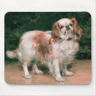 King Charles Spaniel, 1907 Mouse Pad