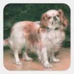 King Charles Spaniel, 1907 Stickers