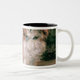 King Charles Spaniel, 1907 Two-Tone Mug