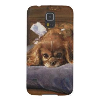 King Charles Spaniel Galaxy S5 Case