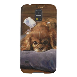 King Charles Spaniel Galaxy S5 Cases