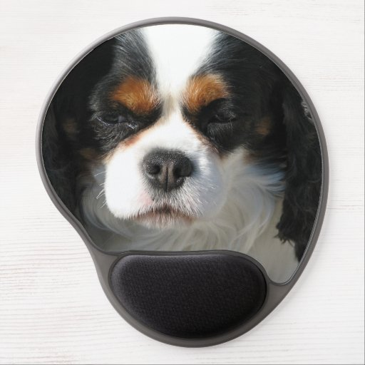 King Charles Spaniel Gel Mouse Pads