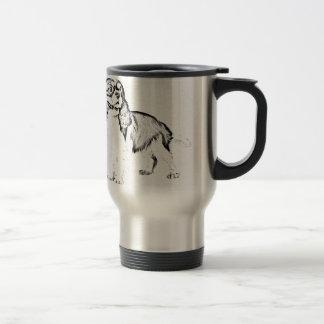 KIng Charles Spaniel Travel Mug