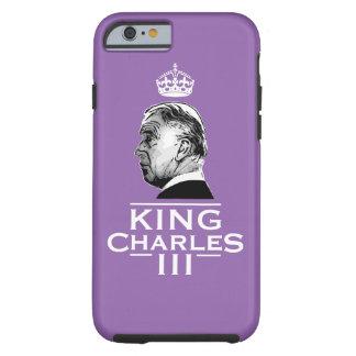 King Charles Third coronation Tough iPhone 6 Case